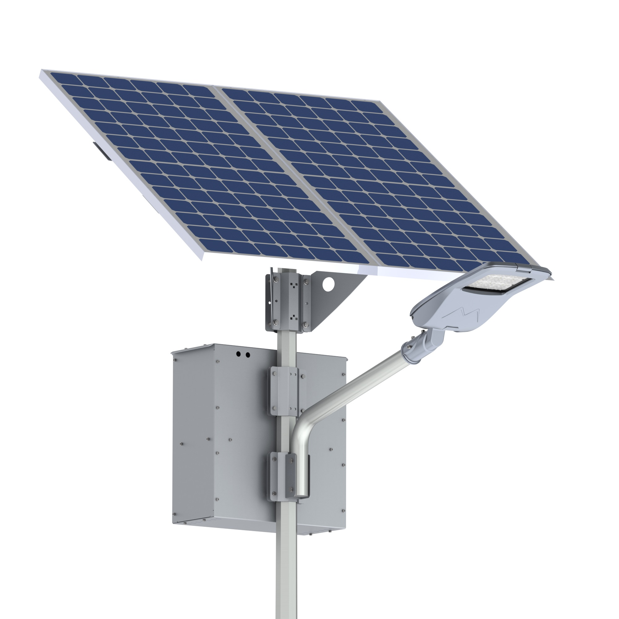 M Series Solar Street Light