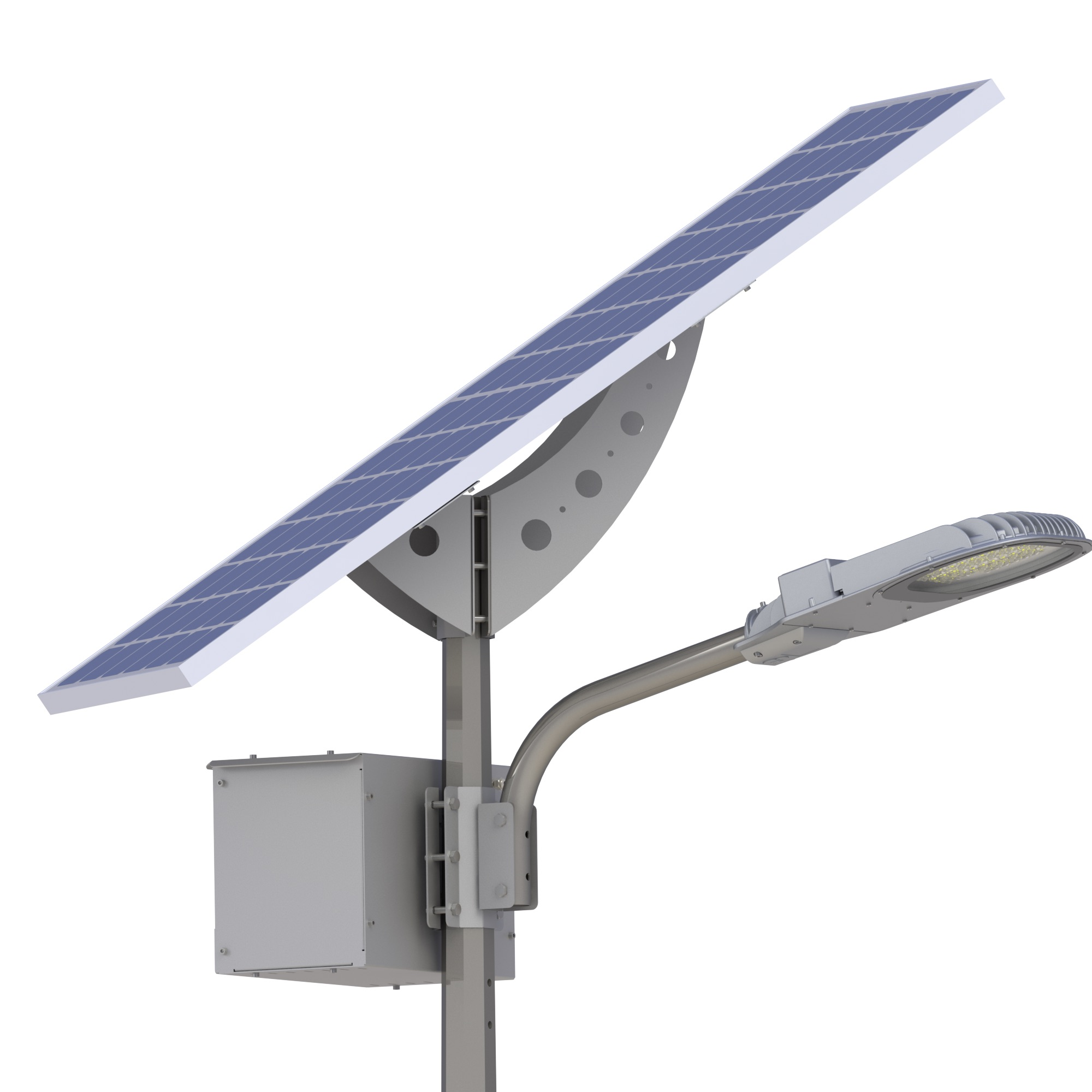 HPS1Y Series Solar Street Light