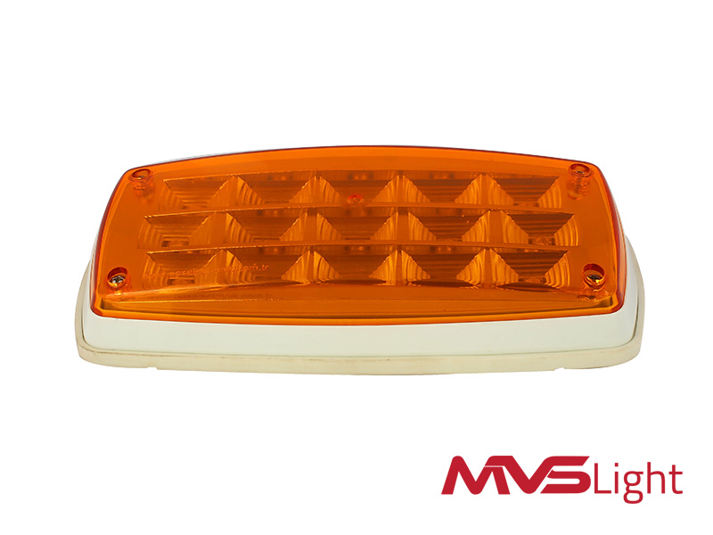 Ambulance Side Lights