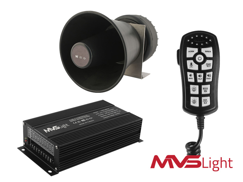 Wired Siren Speakers 200W