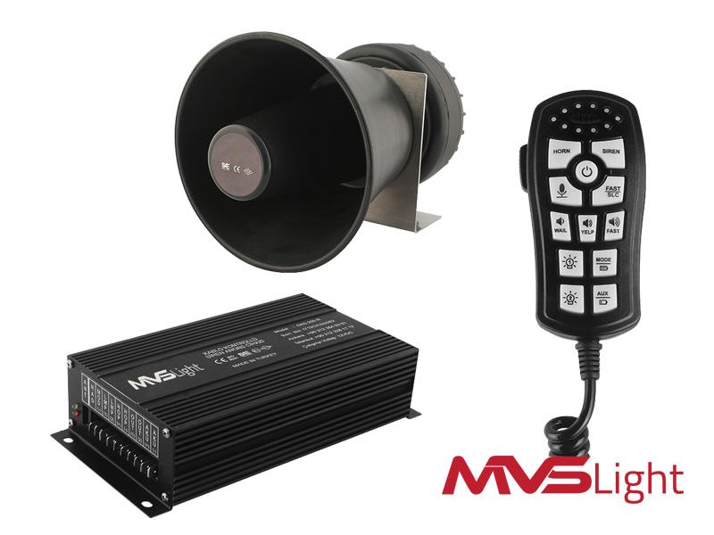 Sirine Speaker 100 watt dengan kabel