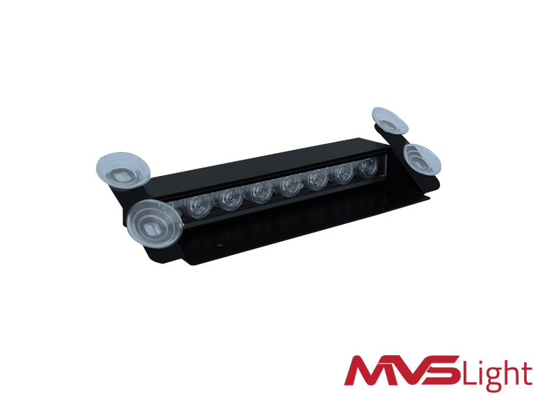 8 LED Dash Deck / Windshield Light