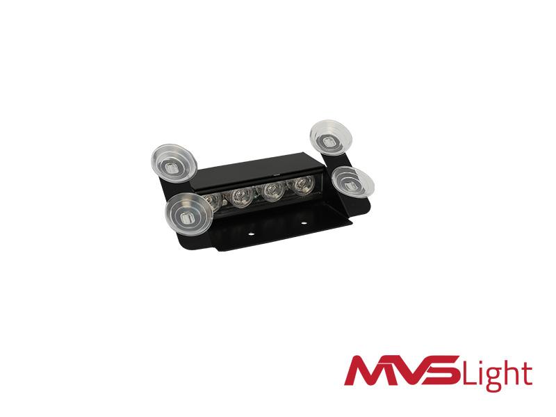 4 bidang LED / Dash Board kaca depan
