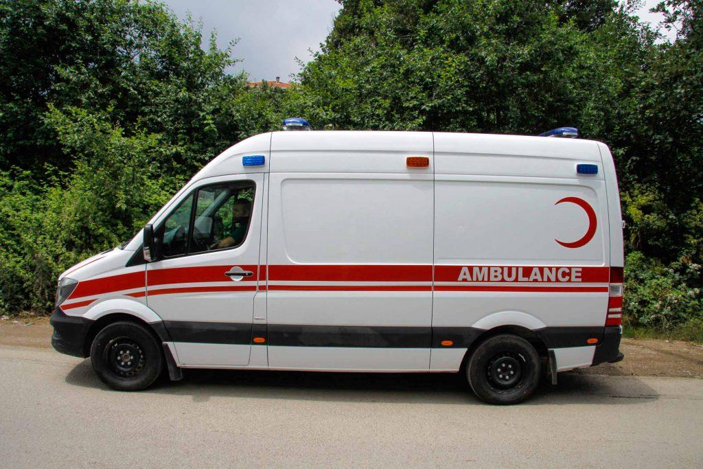 Ambulans Yan Kare